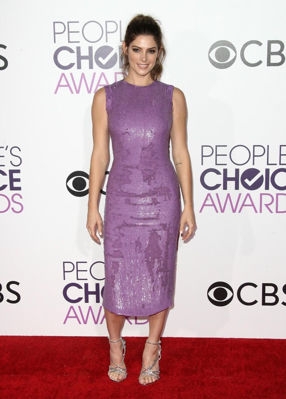 PEOPLE'S CHOICE AWARDS: Ashley Greene. Foto: AFP