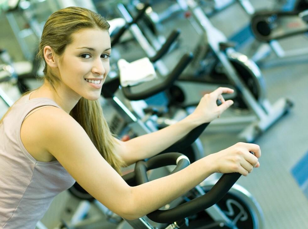 SITTER DU FAST i treningsrutine-fella? Grunnen til at resultatene lar vente på seg, kan være at du ikke trener variert nok. Foto: Colourbox.com