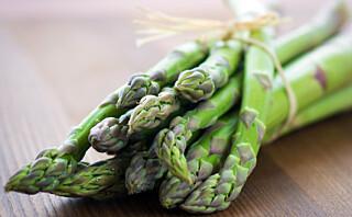 Derfor gir asparges illeluktende urin