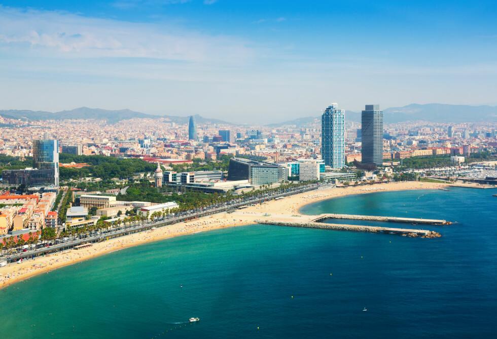 Barcelona Foto: Shutterstock / Iakov Filimonov