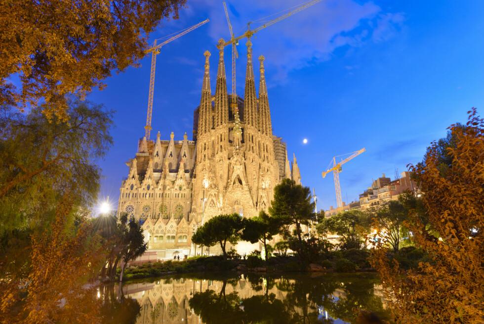 Sagrada Familia Foto: Shutterstock / Marius Pirvu