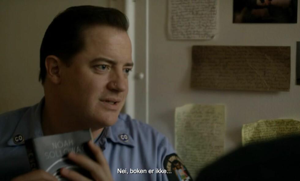 THE AFFAIR: Fraser spiller den halvtjukke politibetjenten John Gunther i The Affair.  Foto: Skjermdump HBO