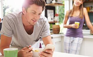 Phubbing er den nye store trusselen for parforholdet