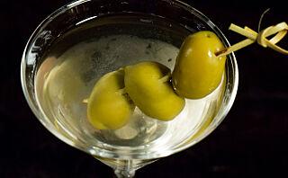 Bli inspirert med den klassiske James Bond-drinken!