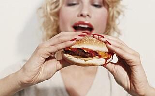 Ikke spis opp maten din