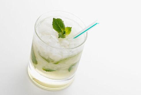 Nå kan du drikke mojito uten å få i deg altfor mange kalorier!    Foto: All Over Press