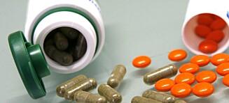 Så mye vitaminer trenger du