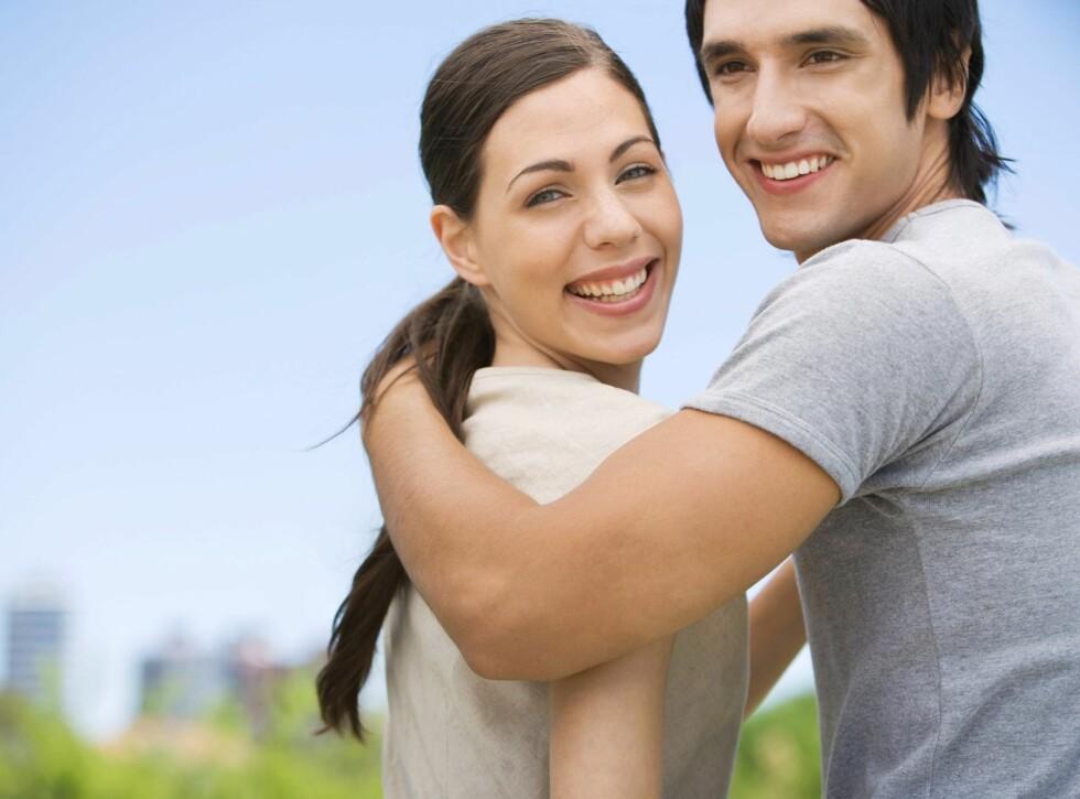 SANN MOT DEG SELV? Personer som er ekte mot seg selv har mer intime og positive forhold, ifølge ny studie. Foto: colourbox.com
