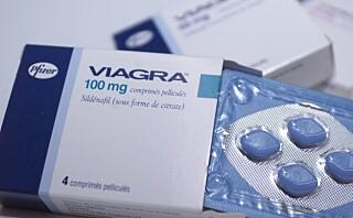 Kan kvinner ta Viagra?
