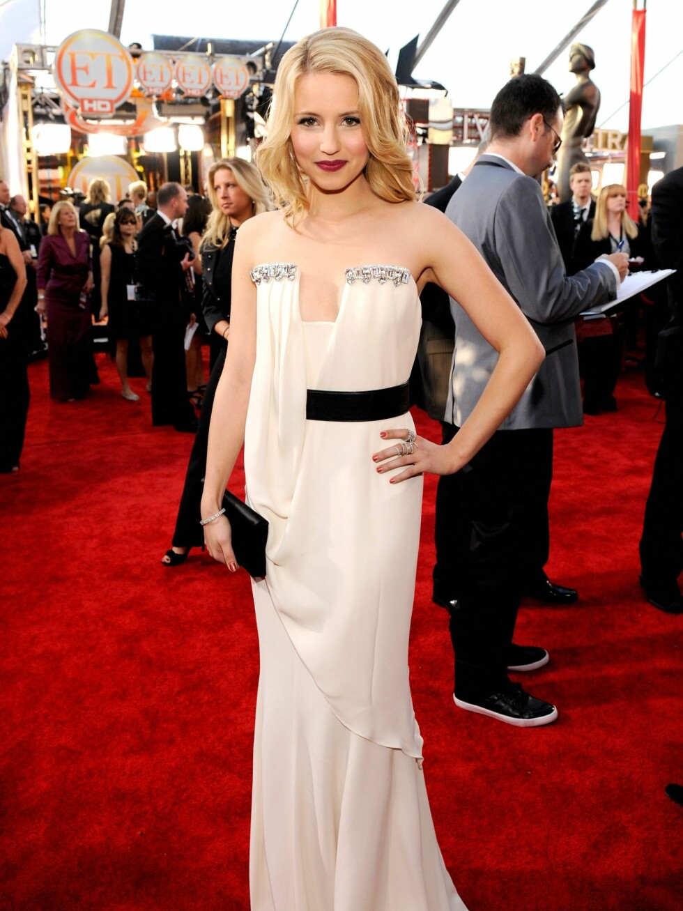 Dianna Agron.  Foto: All Over Press