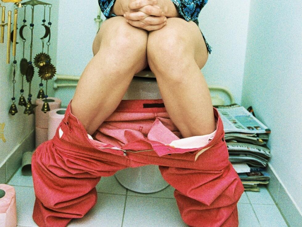Irriterer du deg over andre kvinners oppførsel på fellestoaletter? Foto: Colourbox