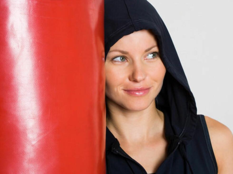 HOLD DEG MOTIVERT: Det er mange ting du kan gjøre selv for å holde på treningsmotivasjonen om høsten. Foto: Pixland / Image Source