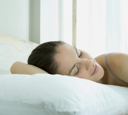<strong>SENGA:</strong> Husstøvmidd liker seg godt i senga, og kan forårsake allergiske reaksjoner. Foto: Colourbox.com