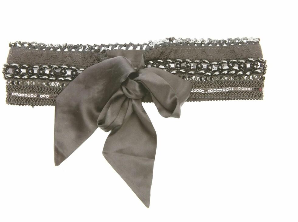 Belte med perler (kr 850, Style Butler).