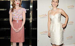 Se Scarletts nye kropp!