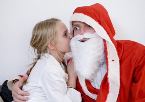 Sjansen er stor for han vil gjøre en bedre figur som julenisse enn deg. Foto: colourbox.com