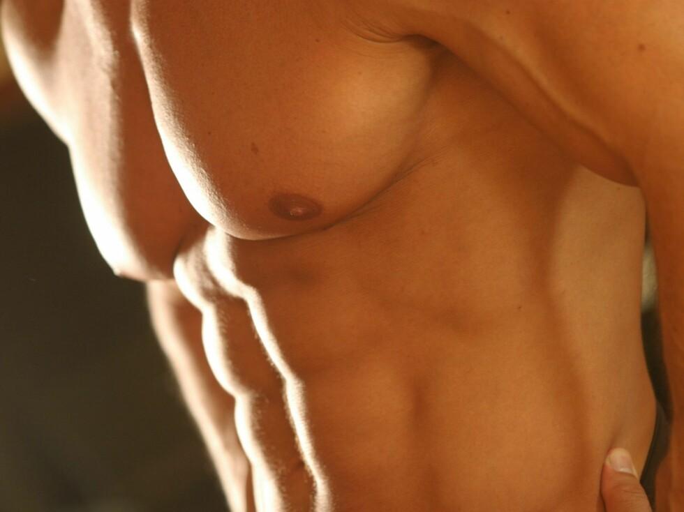 Heldigvis er ikke bare mannfolka fine å se på. Foto: colourbox.com