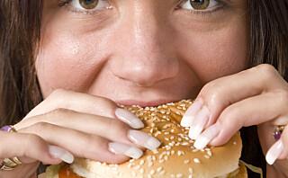 Dette gjør at du spiser mer