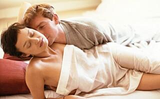 70 prosent sliter i senga