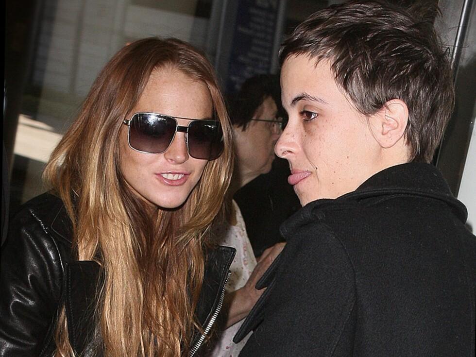 Lindsay LohanDa det ble kjent at Lindsay Lohan hadde snudd ryggen til menn og ble kjæreste med DJ Sam Ronson (31), ble paparazziene enda mer glad i henne. Romansen skal nå være slutt, men 22 år gamle Lindsay er visstnok allerede på jakt etter en ny kvinnelig partner. Foto: All Over Press