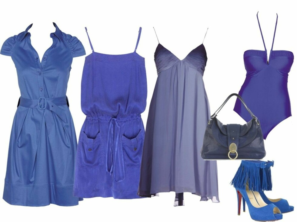 NYDELIG TIL SOMMERBRUN HUD: Se informasjon om klærne lenger ned i saken. Foto: Produsenter