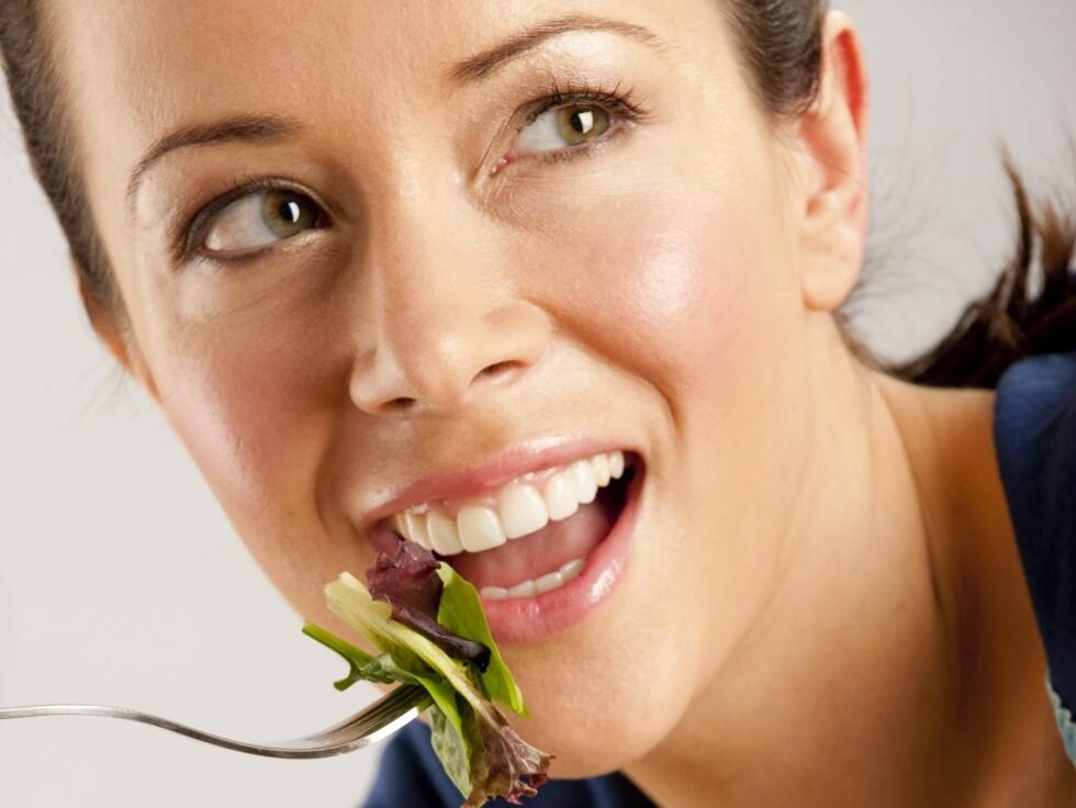 Spis deg mett og forebygg rynker på en og samme tid!   Foto: All Over PressAll Over Press