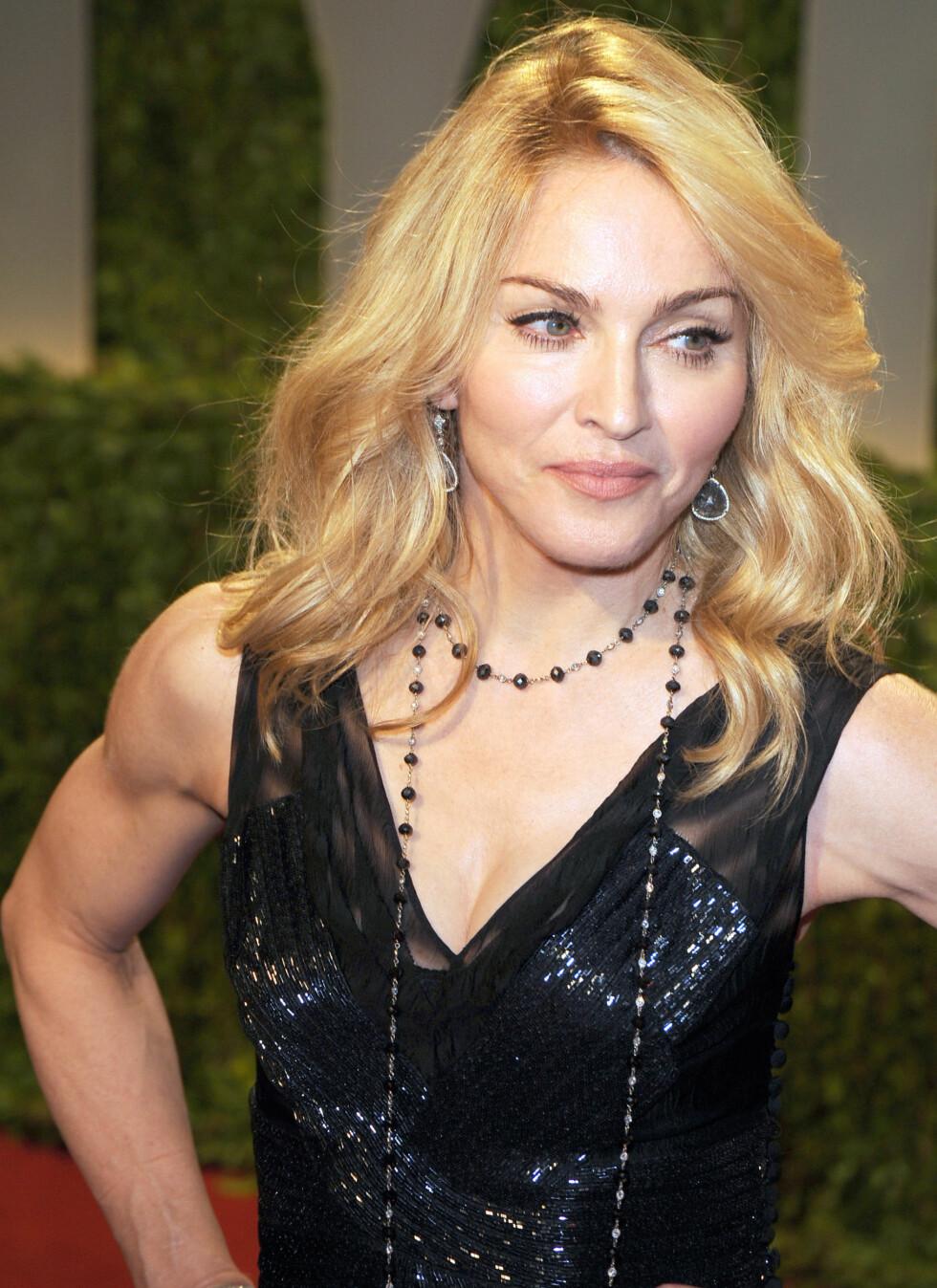 Madonna (49)Det er nesten ikke rettferdig å ta denne superkvinnen med i betraktning, men man kommer liksom ikke utenom Madonna. Hun kjører et beinhardt ernærings- og treningsregime, og den siste tiden har hun trolig kjøpt noen kirurgiske tjenester også.  Foto: All Over Press