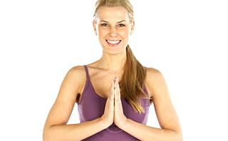 Lær yoga med Vibeke