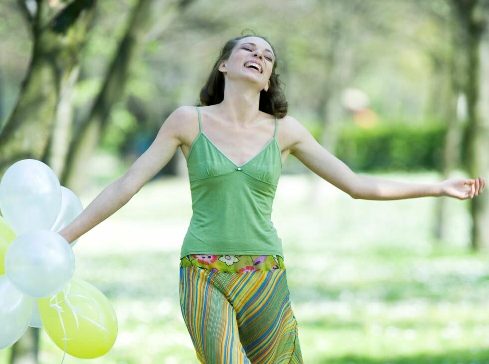 Selv for deg som ikke pleier å løpe i enga med ballonger i hånden, finnes det treningsalternativer som ikke er gørr. Foto: 6PA/MAXPPP