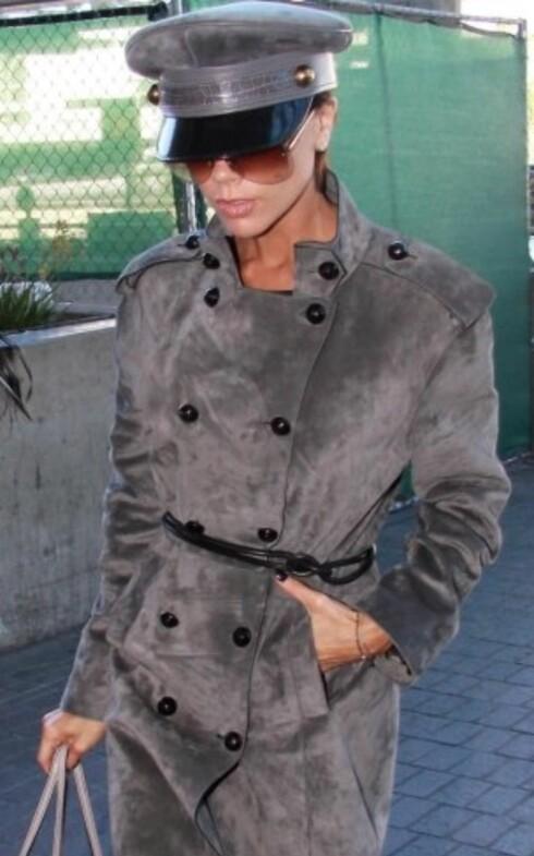 - Hun ser ut som en tysk soldat