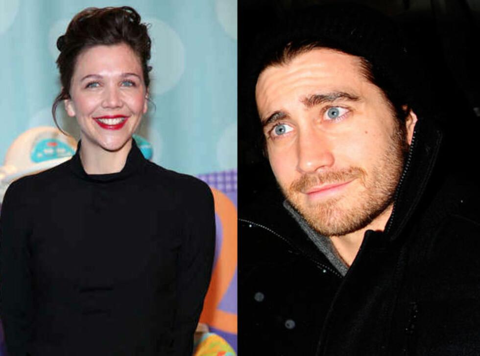 Skuespiller Jake Gyllenhaal kan kanskje takke søstera Maggie for at han er en glad fyr som er flink til å kommunisere.