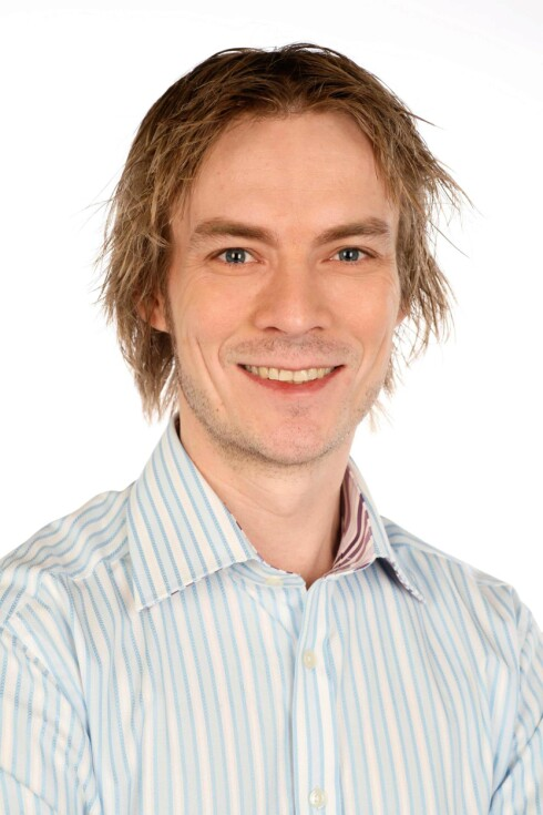 Peder Kjøs (41) er spesialist i klinisk voksenpsykologi og driver egen praksis i Asker. Han er samlivsekspert på kk.no. Har du spørsmål om sex og kjærlighet kan du sende Peder en e-post: peder@kk.no(Foto: Wenche Hoel-Knai)