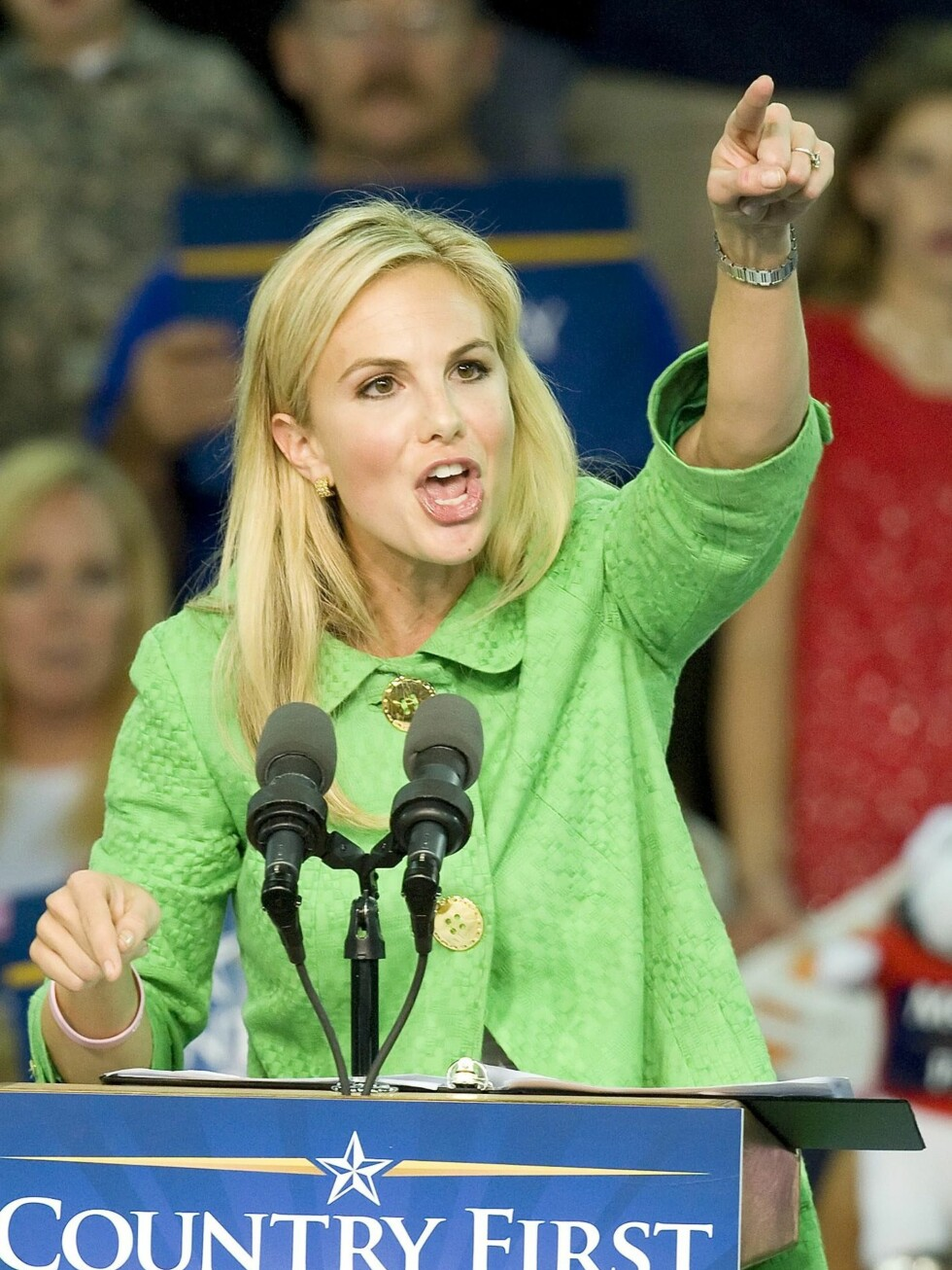 Den republikanske tv-vertinnen Elisabeth Hasselbeck holder seg langt unna hvete. Det skyldes ikke bare at hun har problemer med å fordøye gluten, i boka The G-Free Diet ivrer hun også for at et hvetefritt kosthold kan få deg ned i vekt.  Foto: All Over Press
