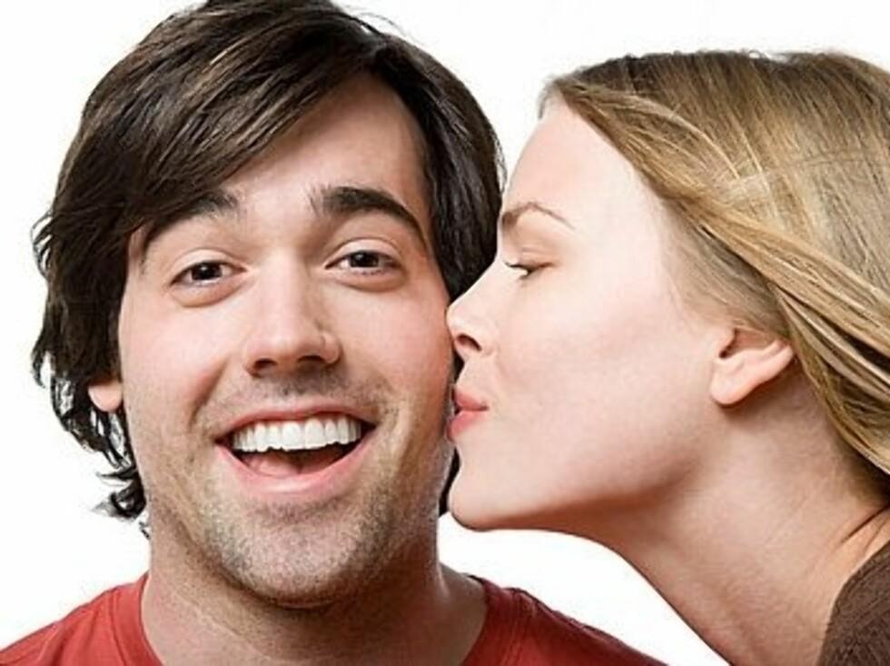 Slik får du et langt og lykkelig forhold. Foto: Image SourceAll Over Press