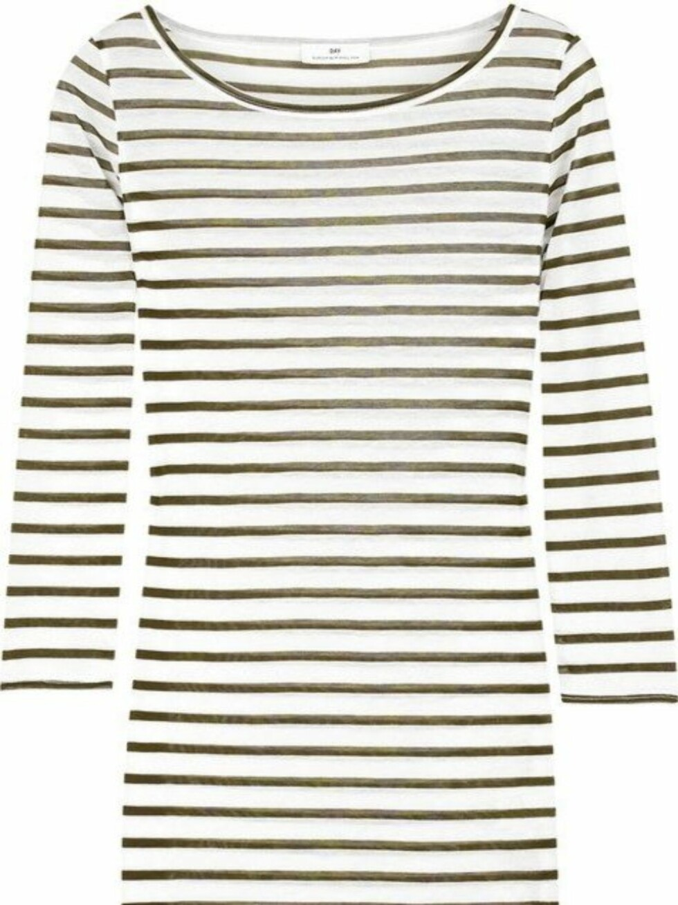 STRIPER ER HOT: Bomullsgenser i sailorstil (kr 550, Day Birger et Mikkelsen/Musthaves.dk).