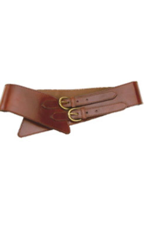 GIR ETHVERT ANTREKK NYTT LIV: Et belte kan friske opp stilen på magisk vis (kr 400, Lene V).