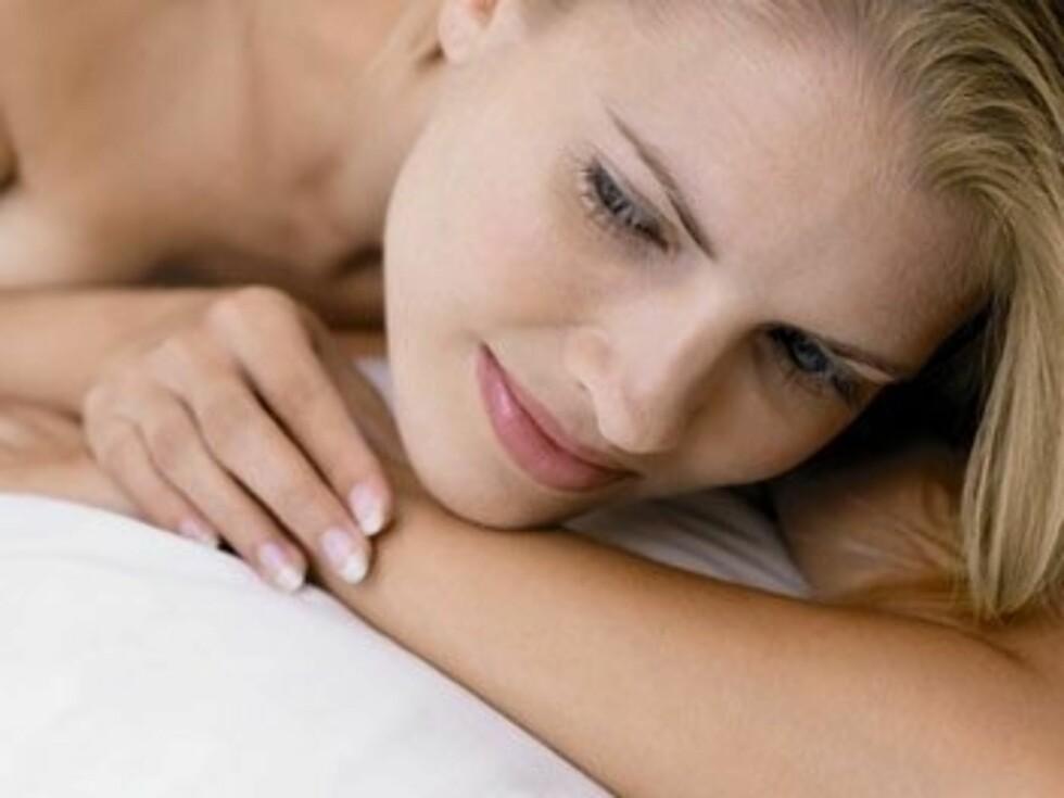 Nesten alle kvinner har sexfantasier, viser ny undersøkelse. Foto: www.imagesource.comAll Over Pr
