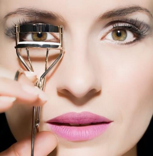FORSTØRRER: Sminke og andre skjønnhetstriks kan forstørre øynene dine. Foto: Image Source