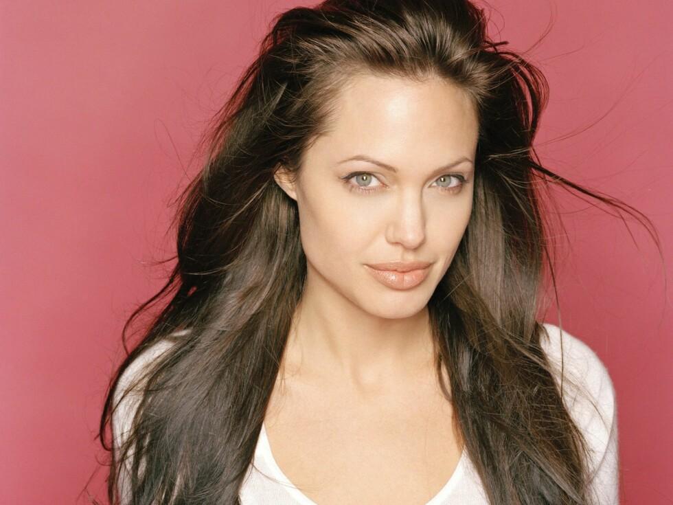 Angelina Jolie er vitenskapelig vakker og kan krysse av alle 10 punktene i denne artikkelen. Foto: Firooz Zahedi / jbgphoto.com A