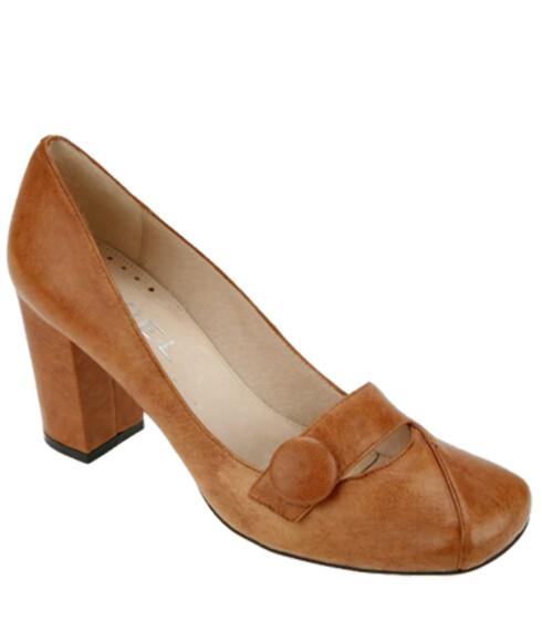 Godt skodd Dropp de høyeste hælene i sommer, sats heller på et par som du vet er gode å gå med hele dagen. Disse er fra Biviel (kr 1100).