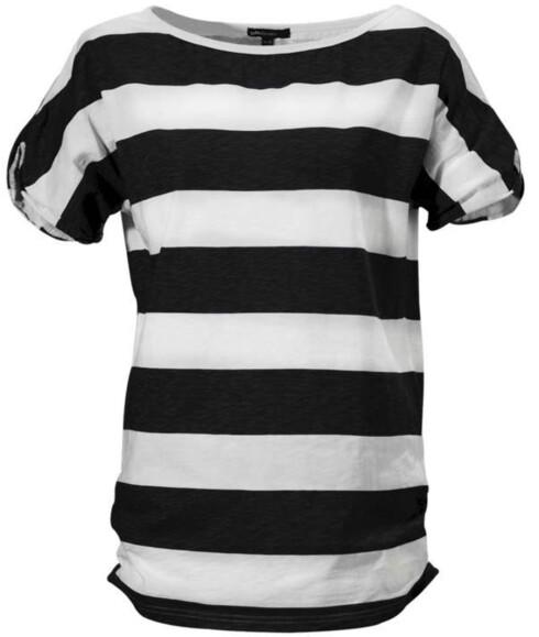 T-skjorte i myk bomull (kr 60, Ellos).