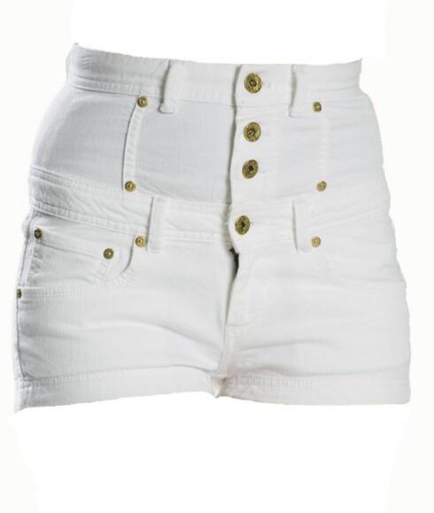 Høy og flott i bomull (kr 700, Pepe Jeans).
