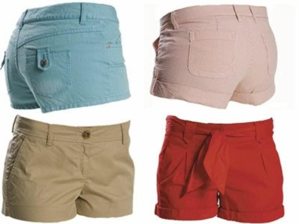 Shorts som passer til alt