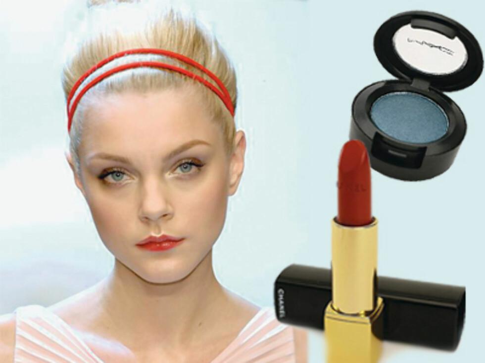 Perfekt 17.mai-makeup
