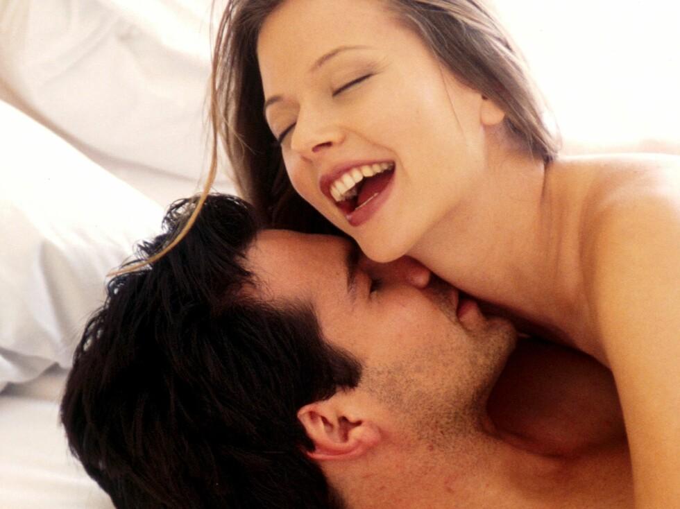Slik takler du sexflausene