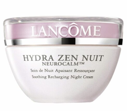 Hydra Zen Nuit - en av klassikerne fra Lancôme. Nattkremen er ekstra næringsrik og skal bidra til å holde fine linjer i sjakk (kr 505/50 ml).