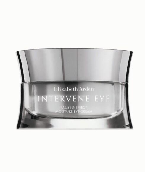Elizabeth Arden Intevene Eye øyekrem for ekstra fukt (kr 340).