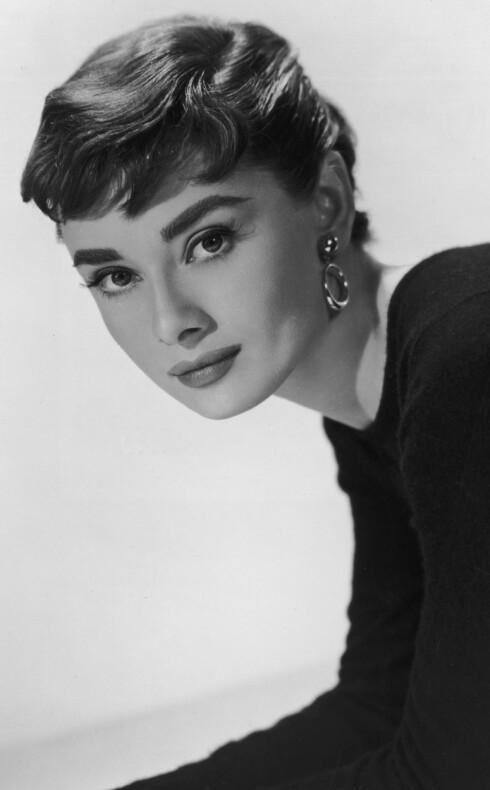 Audrey Hepburns tykke og «naturlige» øyebryn har blitt en hot trend.