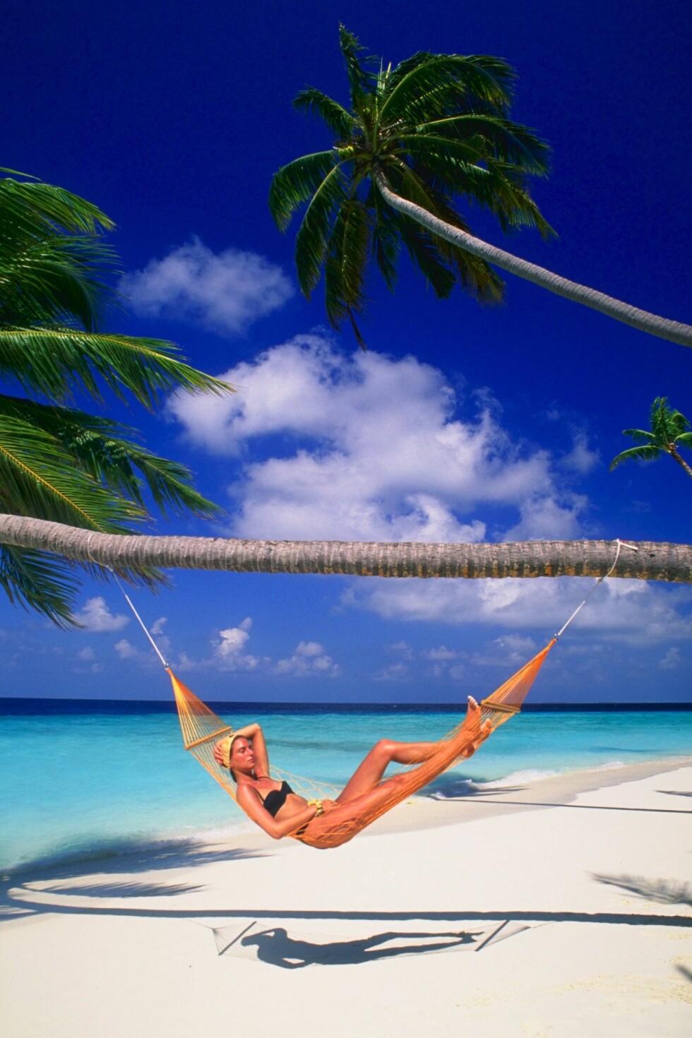 Du trenger ikke dra på ferie for å nyte fritiden din. Nyt de små øyeblikkene i hverdagen og øv deg på ikke å gjøre noe fornuftig hele tiden.