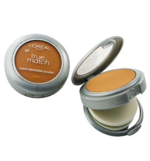 True Match pudder fra L'Oréal Paris som går i ett med hudens naturlige farge (kr 150).